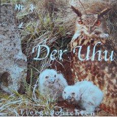 Kinder-Hörbuch: Der Uhu