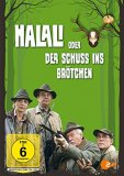 DVD Halali oder der Schuss ins Brötchen