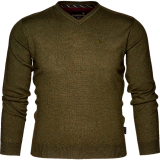 Seeland Compton Woll-Pullover, pine green