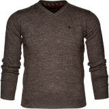 Seeland Compton Woll-Pullover, moose brown