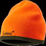 Seeland Ian Wendemütze, hi-vis orange/pine green