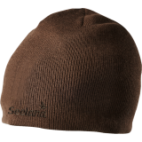 Seeland Crew Beanie Mütze, grizzly brown