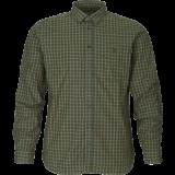 Seeland Warwick Hemd, pine green check