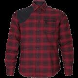 Seeland Terrain Hemd, red check