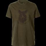 Seeland Flint Shirt, dark olive