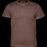 Seeland Basic T-Shirt 2er pack, moose brown/forest night