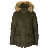 Seeland North Lady Jacke, pine green