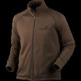 Seeland Ranger Fleece, demitasse brown in 3XL